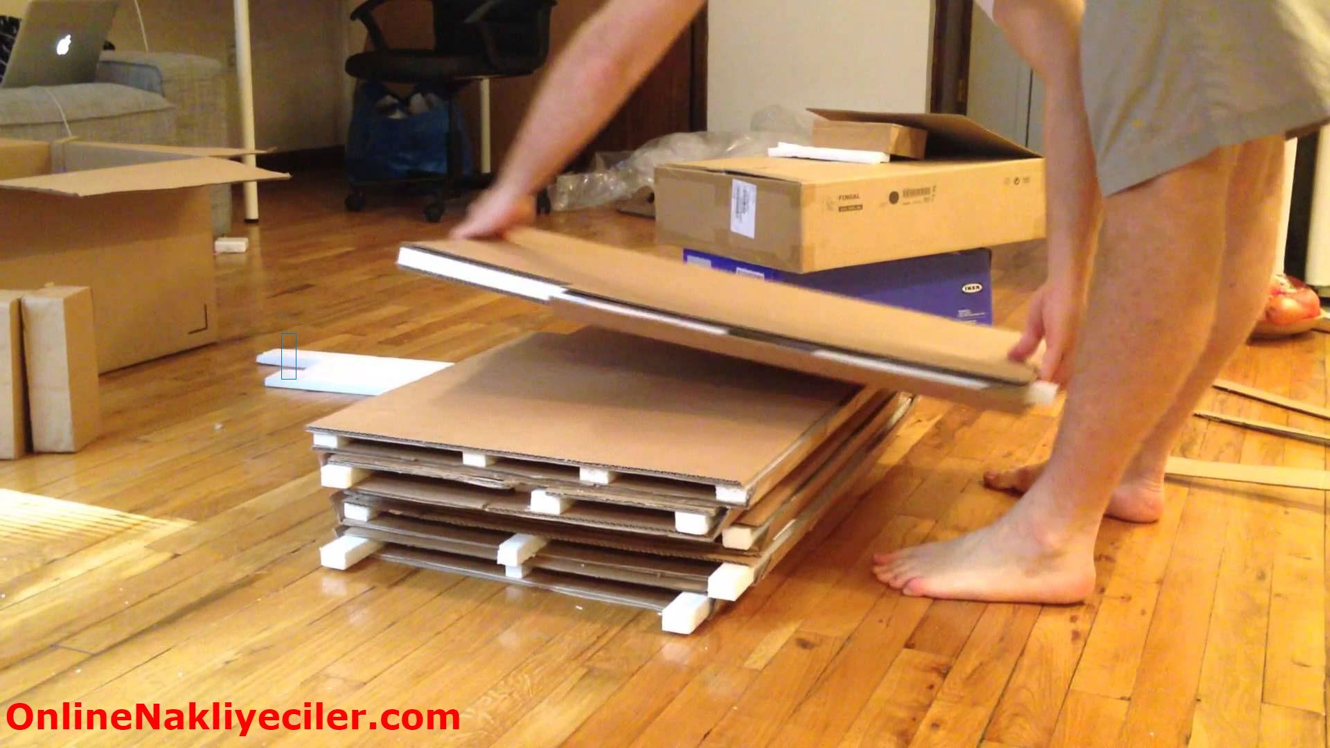 Mobilyalar Nasıl Taşınmalıdır