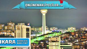 Ankara'da Evden Eve Nakliyat Firmaları